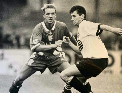 1994/95: THE UNKNOWN WHO LIT UP ORIEL