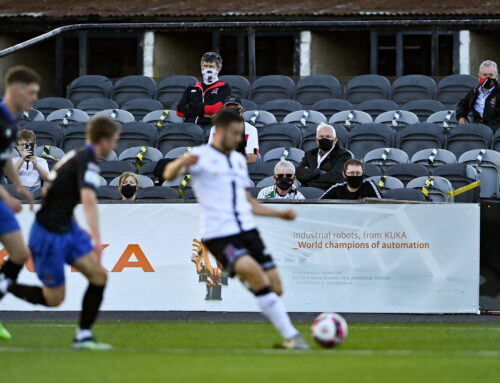 Dundalk Lose To Waterford