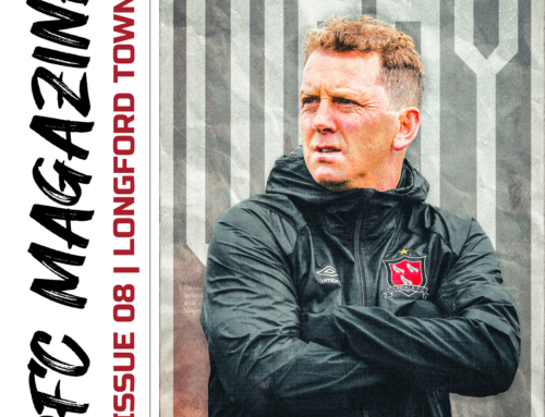 DFC MAGAZINE | ISSUE 08 | LONGFORD TOWN