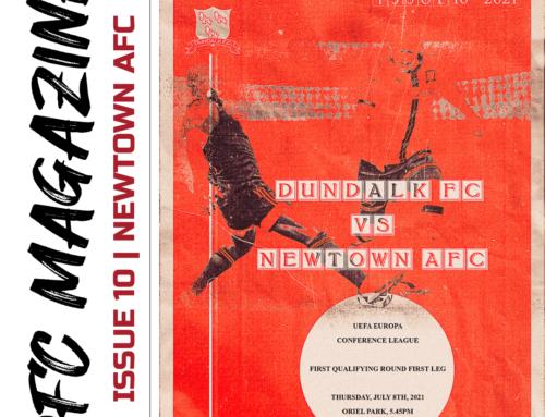 DFC MAGAZINE | ISSUE 10 | NEWTOWN AFC