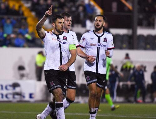 DUNDALK FC 3-1 FINN HARPS