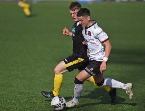 O'KANE AND KWELELE SECURE U19 WIN