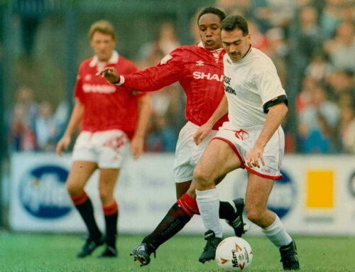 RETRO: 1994 | DUNDALK FC 2-4 MAN UTD